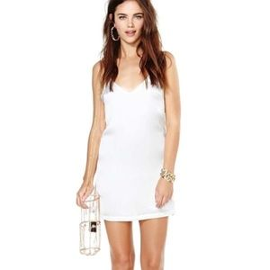 nasty gal No Chain No Gain Slip Dress glamorous